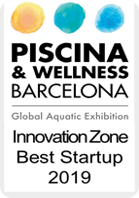 Piscina & Wellness Barcelona - Innovation Zone Best Startup 2019
